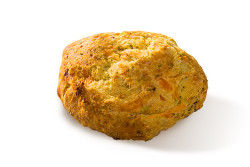 Bacon Cheddar Chive Biscuit
