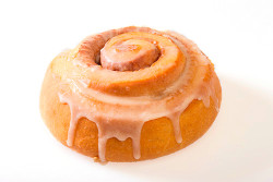 Orange Glazed Cinnamon rolls