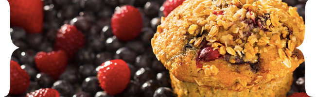 golden bran muffin a flavorful light raisin bran muffin baked to ...